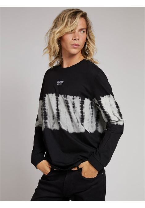 T-shirt stampa frontale GUESS | T-shirt | M1YI69 K8FQ1JBLK