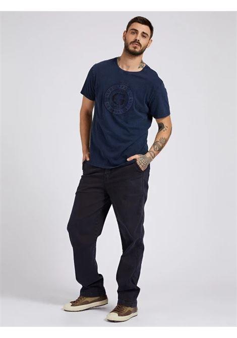 T-SHIRT LOGO FRONTALE GUESS | T-shirt | M1YI75 RA260G7V2
