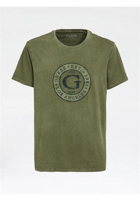 T-SHIRT LOGO FRONTALE GUESS | T-shirt | M1YI75 RA260G8F6