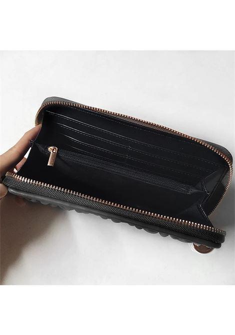 Portafogli Cris Wallet LE PANDORINE | Borse | CRIS WALLETTACCHI BLACK