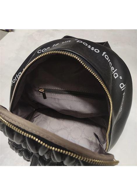 Zaino Mini Backpack RISERVA Black LE PANDORINE | Borse | MINI BACKPACKRISERVA BLACK