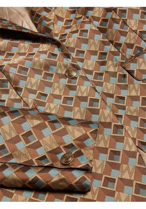 blazer marciano stampa all over MARCIANO | Giacche | 1BGN07 9649ZF6ZR