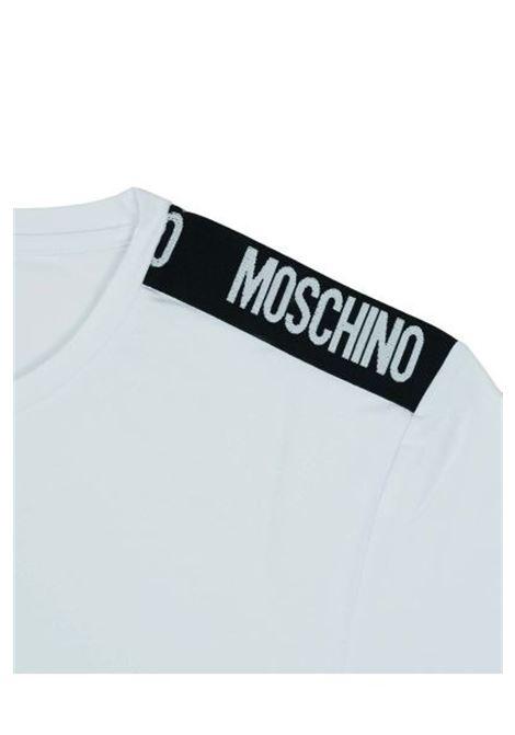 t-shirt bande logate MOSCHINO | T-shirt | 1931 8136A0001