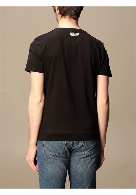 t-shirt bande logate MOSCHINO | T-shirt | 1931 8136A0555