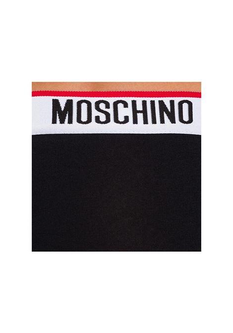 slip con logo Bi-pack MOSCHINO | Mutande | 4738 8119A0555