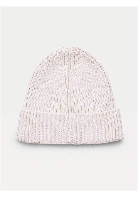 BERRETTO ESSENTIAL IN COTONE BIOLOGICO TOMMY HILFIGER | Cappelli | AW0AW10705TJP PALE PINK