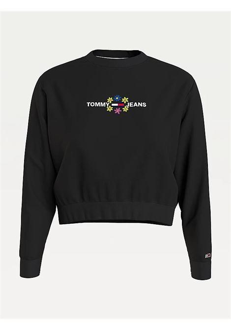 TOMMY JEANS |  | DW0DW11188BDS BLACK