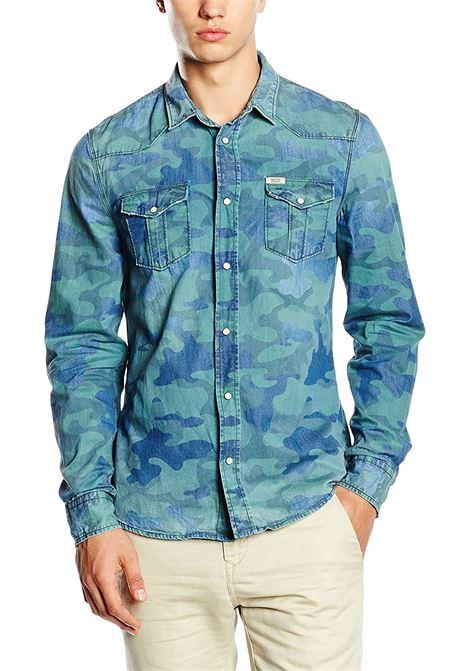 Camicia Denim GUESS | Camicie | M51H54 D1Q60CAMW