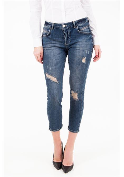 Jeans Vanille GUESS | Jeans | W81086 D2CA2ELLI