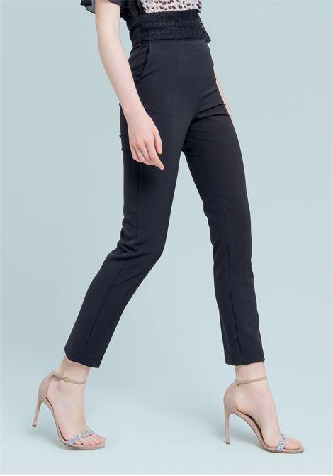 Pantalone FRACOMINA | Pantalone | FR19SM622053 BLACK