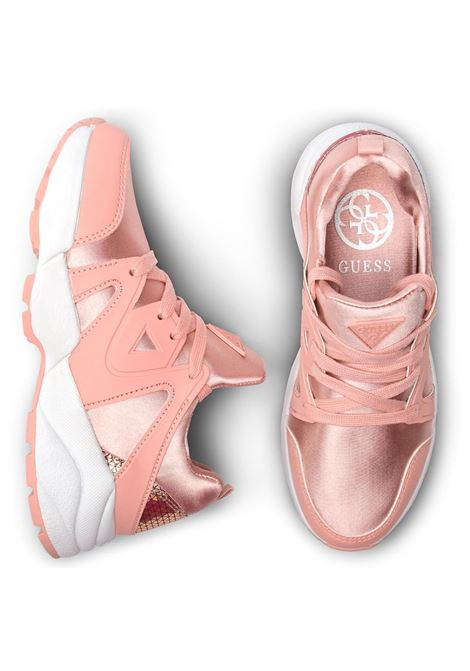 GUESS FOOTWEAR |  | FL5SEM FAB12ROSE