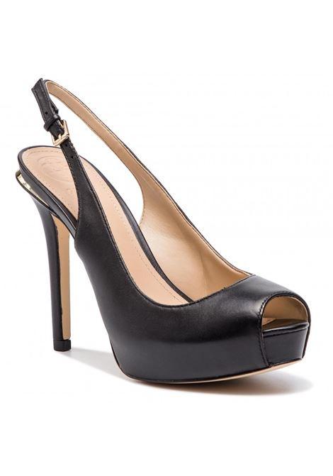Sandalo Hartlie GUESS FOOTWEAR | Scarpe | FL6HRL LEA07BLACK