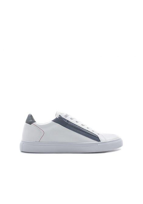 Sneaker Luiss GUESS FOOTWEAR | Scarpe | FM5LLO LEA12WHIBL