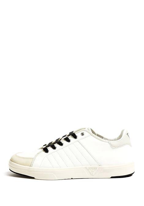 Sneaker GUESS FOOTWEAR | Scarpe | FM6COL LEA12WHISM