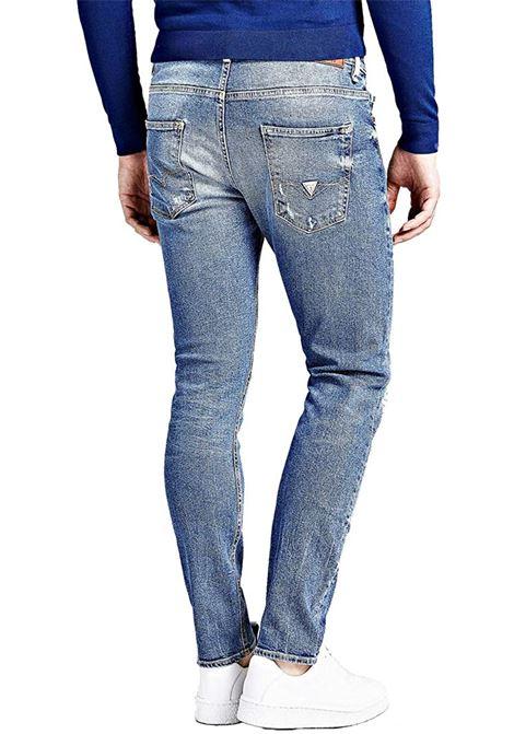 Jeans Chris GUESS | Jeans | M91A27 D3HX0FLMS