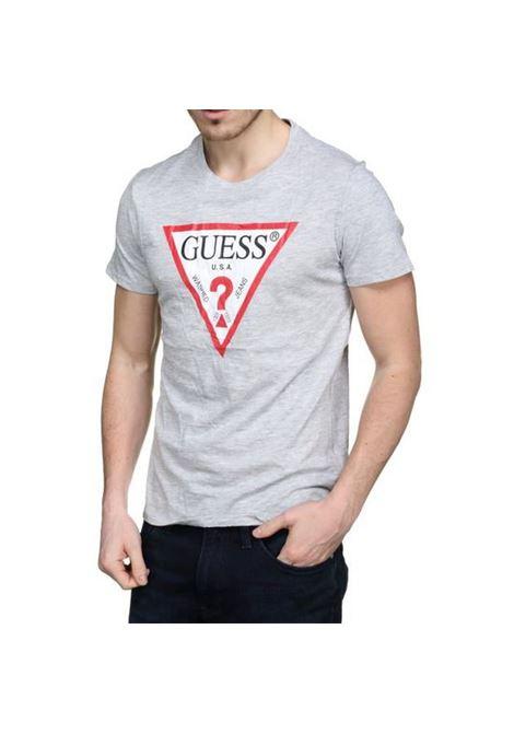 T-shirt logo GUESS | T-shirt | M92I17 K6XN0LHY