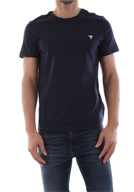 T-shirt slim GUESS | T-shirt | M92I19 I3Z00G720