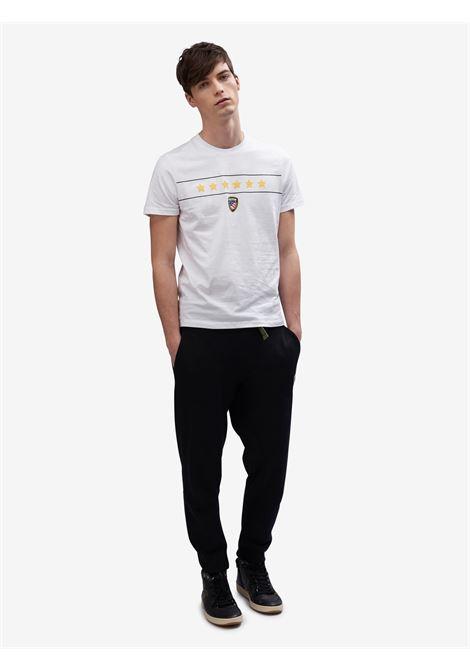T-SHIRT SEI STELLE BLAUER | T-shirt | 20SBLUH02167 004547100 BIANCO OTTICO