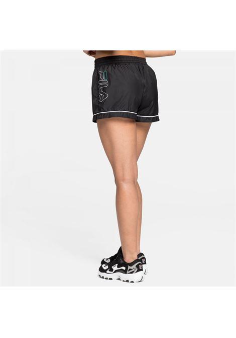 Shorts con laccio FILA | Pantalone | 683031002 BLACK