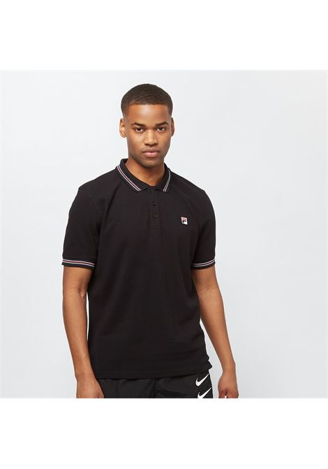 Polo con logo FILA | Polo | 687656002 BLACK