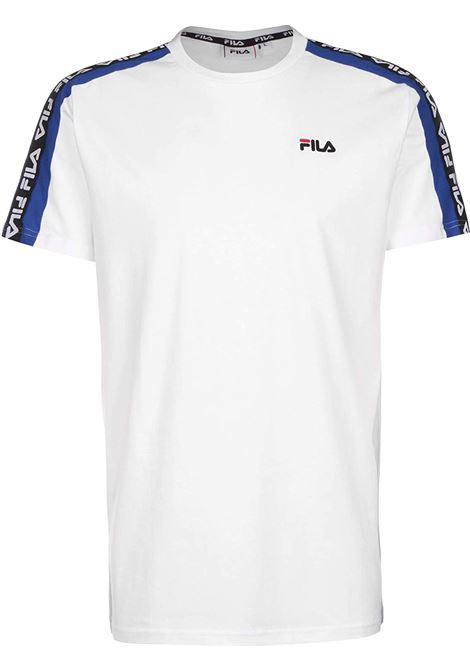 FILA | T-shirt | 687700L85 BRIGHT WHITE-SURF THE WEB