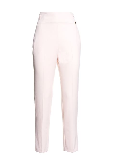 Pantalone lungo con pieghe FRACOMINA   Pantalone   FR20SM605856 SKIN