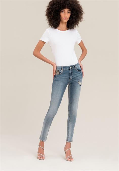 Jeans Bella perfect shape VINTAGE WASH FRACOMINA | Jeans | FR20SPJBELLA10337