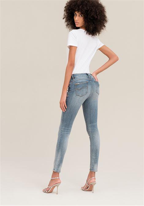 Jeans Bella perfect shape TEAWASH FRACOMINA | Jeans | FR20SPJBELLA1351