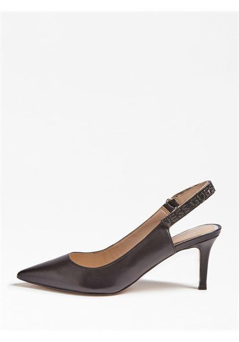 GUESS FOOTWEAR |  | FL5DEG LEA05BLACK