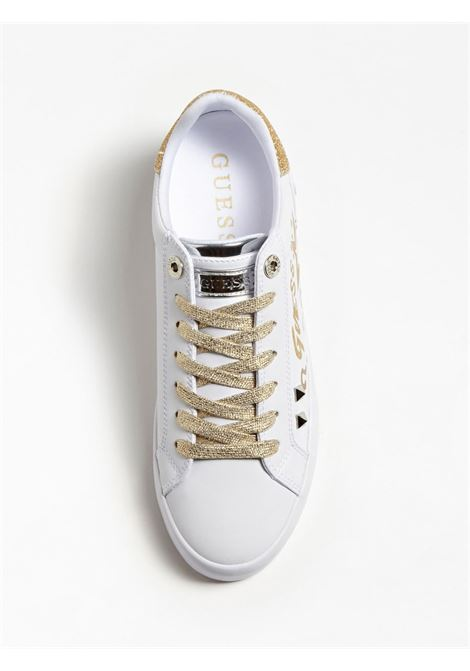 SNEAKER PRYDE STELLA E LOGO GUESS FOOTWEAR | Scarpe | FL5PRY ELE12WHIGO