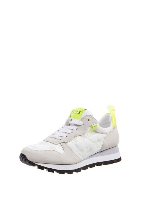 GUESS FOOTWEAR |  | FL6ARI FAL12WHITE