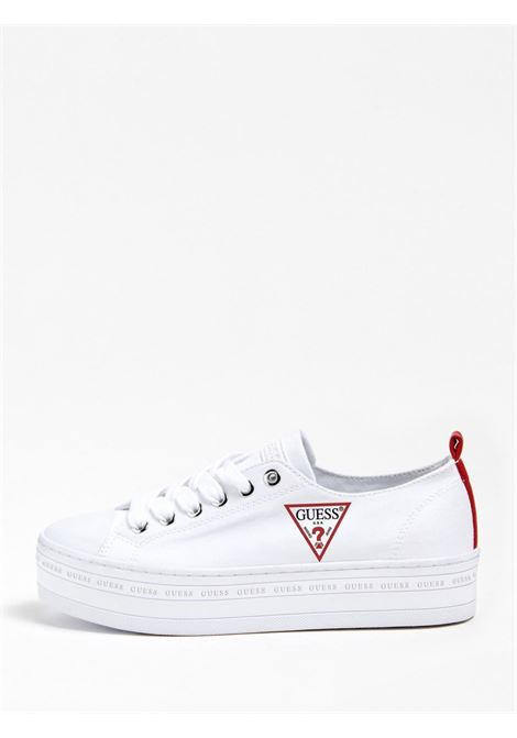 GUESS FOOTWEAR |  | FL6BRS FAB12WHITE