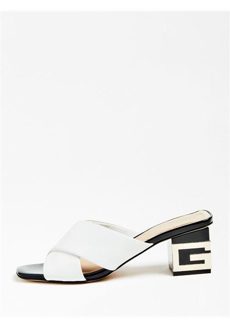 GUESS FOOTWEAR |  | FL6DRA LEA03WHITE