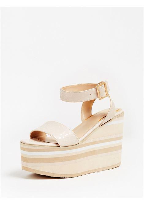 Sandalo Zeppa GUESS FOOTWEAR | Scarpe | FL6RMD FAL03BLUSH
