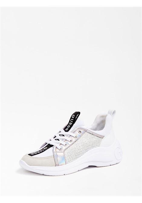 Sneakers GUESS FOOTWEAR | Scarpe | FL6SPT FAB12WHITE