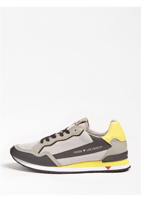 RUNNER GENOVA GUESS FOOTWEAR | Scarpe | FM6GEN FAB12GRBLK