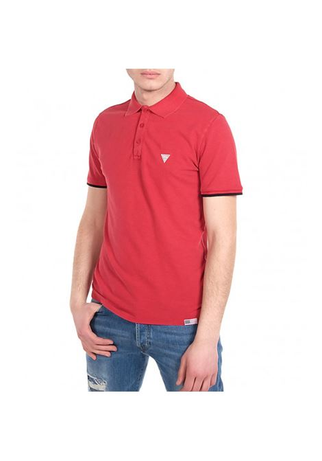 Polo Cotone Stretch GUESS | Polo | M02P45 J1300TLRD