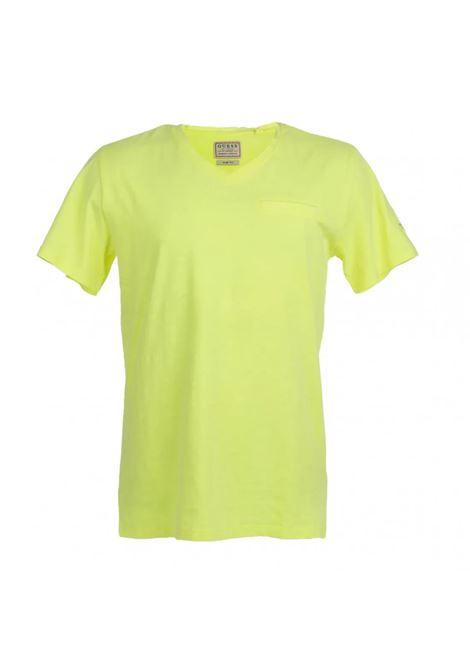 T-shirt scollo V GUESS | T-shirt | M0GI55 K6XN0G2F3