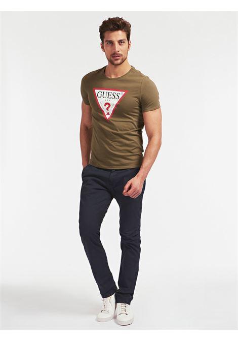 T-shirt Logo Triangolo GUESS | T-shirt | M0GI71 I3Z00G896