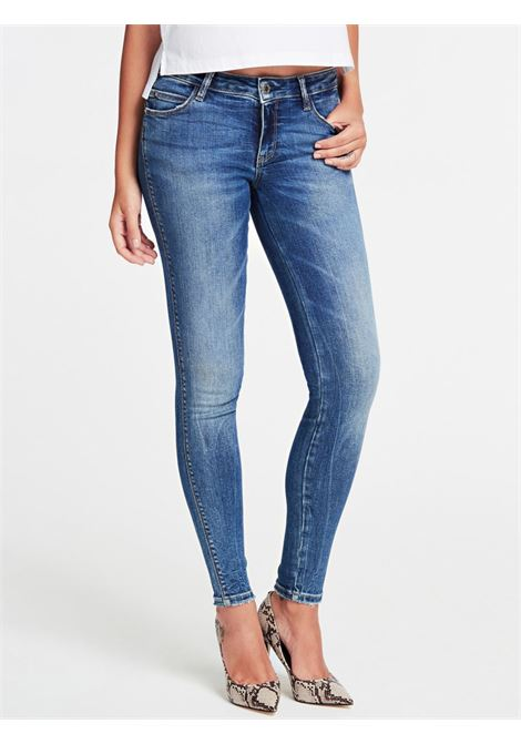 Jeans Skinny GUESS | Jeans | W01A37 D38R8BBIR