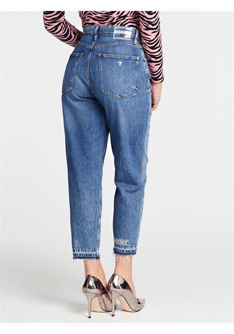 Jeans Boyfriend GUESS | Pantalone | W01A53 D3Y02OCDR