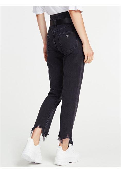 Jeans vita alta GUESS | Jeans | W01A70 D38W1MRDN