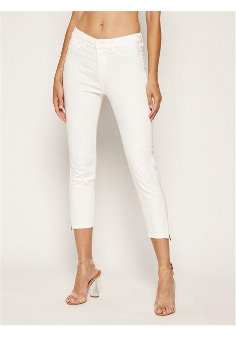 Pantalone 1981 capri zip GUESS | Pantalone | W02A18 WAMB3TWHT