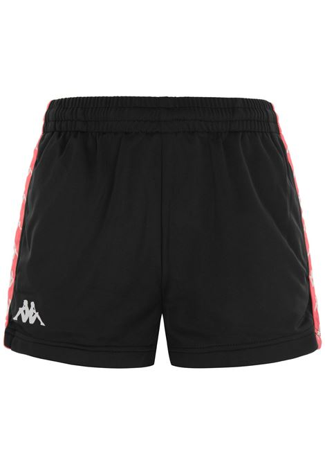 Kappa |  | 304S7L0A0S BLACK-RED FRAGOLA