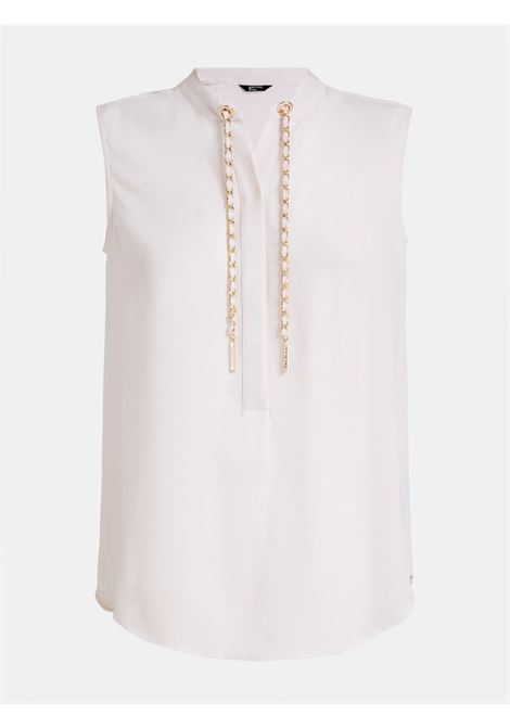 BLUSA CATENA MARCIANO | Top | 02G477 8592ZSHWT