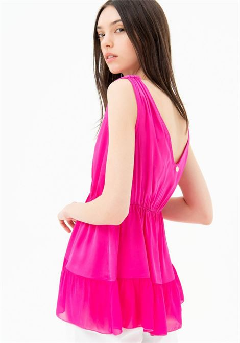Top FRACOMINA | Top | FR21ST2017W42201148 FUXIA