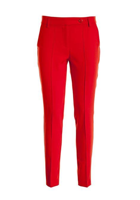 Pantalone chino FRACOMINA | Pantalone | FS21SV4002W43601234 RED