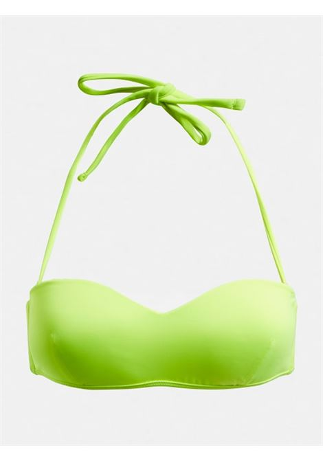 BIKINI A FASCIA COLOR FLUO GUESS ACTIWEAR | Bikini - pezzo sopra | E1GJ50 MC044FLYL