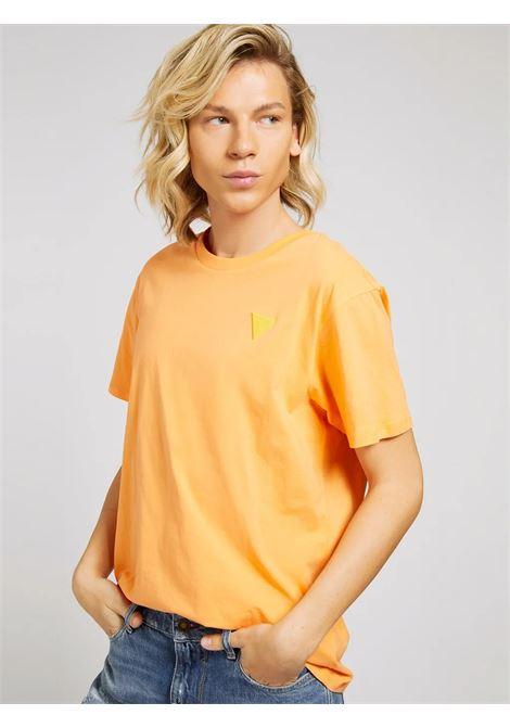 TOP LOGO GUESS ACTIWEAR | T-shirt | F0BI00 K8HM0G3G5