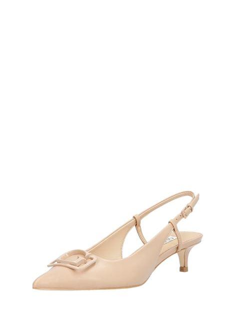 SANDALO GUESS FOOTWEAR | Scarpe | FL5JES LEA05NUDE